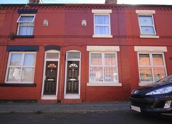 Thumbnail 2 bed terraced house to rent in Wimbledon Street, Wavertree, Liverpool