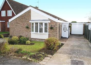 Thumbnail 3 bedroom bungalow to rent in Canon Close, Watton, Thetford