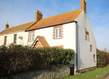 Thumbnail 3 bed semi-detached house for sale in Stolford, Stogursey, Bridgwater
