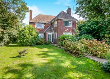 Thumbnail 4 bed detached house for sale in Council Houses, Long Drove, Murrow, Parson Drove, Wisbech