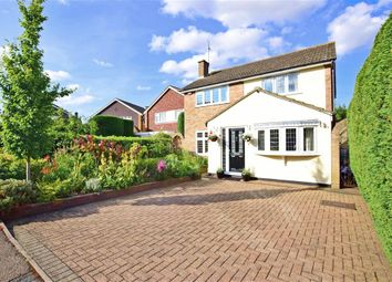 Thumbnail 3 bed detached house for sale in Glebelands, Chigwell, Essex