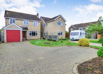 Thumbnail 4 bed detached house for sale in Oak Drive, North Bradley, Trowbridge
