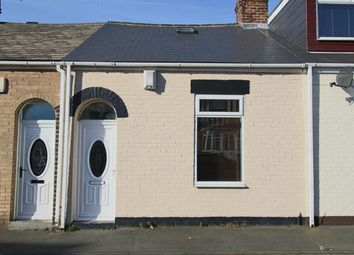 Thumbnail 2 bed cottage for sale in Eglington St North, Sunderland