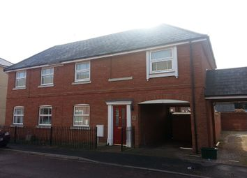 Thumbnail 2 bed property to rent in Knights Field, Colchester
