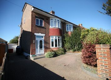 Thumbnail 4 bed property for sale in Laburnum Avenue, Drayton, Portsmouth