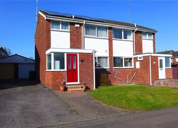 Thumbnail 3 bedroom semi-detached house for sale in Mayflower Drive, Stoke Hill, Coventry