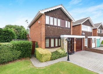 Thumbnail 3 bed link-detached house for sale in Overpool Road, Great Sutton, Ellesmere Port