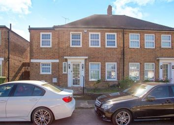 Thumbnail 4 bedroom semi-detached house for sale in Fryent Way, Kingsbury, London, Uk