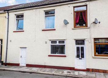Thumbnail 4 bed terraced house for sale in Commercial Street, Abergwynfi, Port Talbot, Neath Port Talbot.