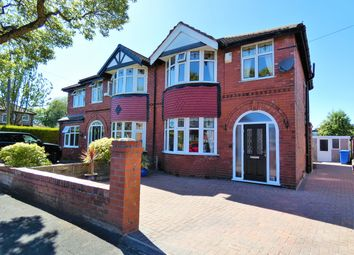 Thumbnail 3 bed semi-detached house for sale in Gerrard Avenue, Timperley, Altrincham