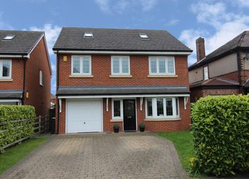 Thumbnail 5 bed detached house for sale in Hillside Road, Frodsham, Cheshire