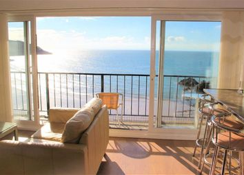 Thumbnail 1 bed flat for sale in Caswell Bay, Swansea