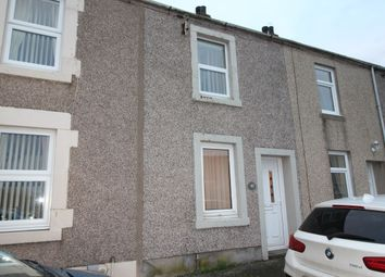 Thumbnail 2 bed terraced house to rent in Springkell, Aspatria, Wigton
