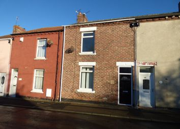 Thumbnail 3 bedroom terraced house to rent in West Street, Blackhall Colliery, Hartlepool