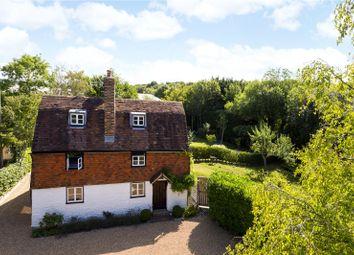 Thumbnail 5 bed detached house for sale in Noahs Ark, Kemsing, Sevenoaks, Kent