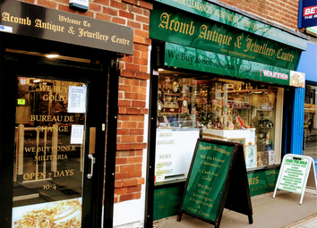 Thumbnail Retail premises for sale in Acomb Court, Front Street, Acomb, York