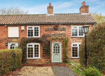 Thumbnail 3 bed cottage for sale in Chapel Lane, Old Bolingbroke, Spilsby