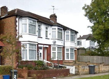 Thumbnail 3 bed terraced house to rent in Hillview Gardens, London