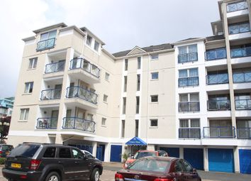Thumbnail 2 bedroom flat to rent in Mariners Court, Lower Street, Plymouth