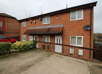 Thumbnail 1 bed terraced house to rent in Freshwater Road, Chatham