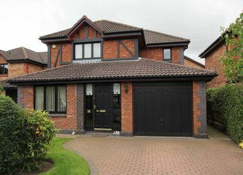 Thumbnail 3 bed detached house for sale in Gilberstoun Place, Brunstane, Edinburgh