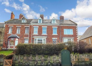 Thumbnail 6 bed terraced house for sale in Front Street, Newbiggin-By-The-Sea