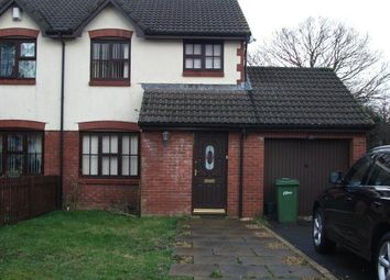 Thumbnail 3 bed semi-detached house to rent in Llyswen, Bryn Siriol, Penpedairheol