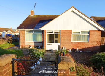 Thumbnail 2 bed detached bungalow for sale in Nant Y Patrick, St. Asaph