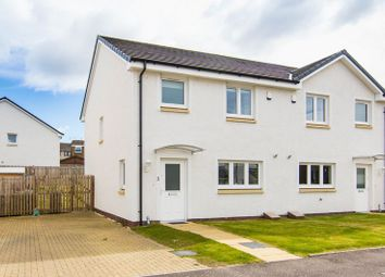 Thumbnail 3 bed semi-detached house for sale in 3 Stephens Park, Inverkeithing, Fife