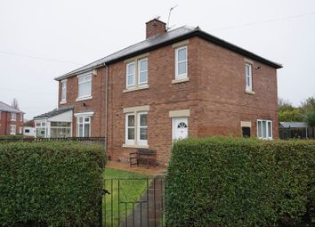 Thumbnail 2 bed semi-detached house for sale in Murray Road, Wallsend