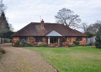 Thumbnail 5 bed detached bungalow to rent in Cricket Hill Lane, Yateley