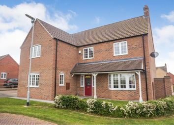 Thumbnail 5 bed detached house for sale in Hancock Drive, Bardney
