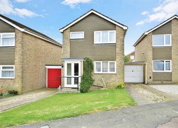 Thumbnail 3 bedroom link-detached house for sale in Downside Road, Whitfield, Dover, Kent