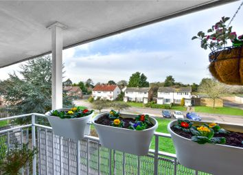 Thumbnail 2 bed flat for sale in Grove Crescent, Croxley Green