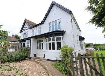 Thumbnail 4 bed semi-detached house for sale in Bulwick Avenue, Scartho, Grimsby