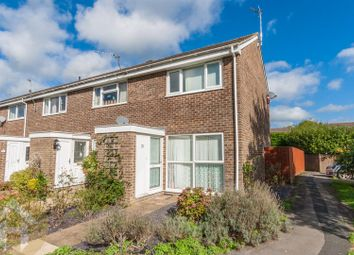 Thumbnail 2 bedroom end terrace house for sale in Briars Close, Royal Wootton Bassett, Swindon