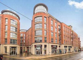 Thumbnail 2 bedroom flat for sale in Number One Fletcher Gate, Adams Walk, Nottingham, Nottinghamshire