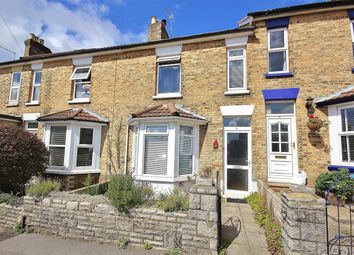 Thumbnail 2 bed terraced house for sale in Salisbury Road, Parkstone, Poole