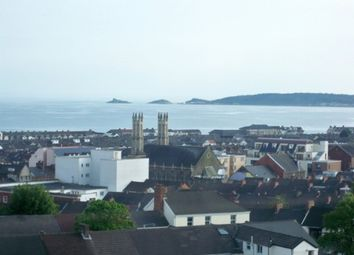 Thumbnail 2 bedroom flat to rent in Heathfield, Swansea, Swansea