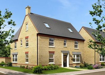 "Thumbnail 5 bedroom detached house for sale in ""Moorecroft"" at St. Brides Road, Wick, Cowbridge"