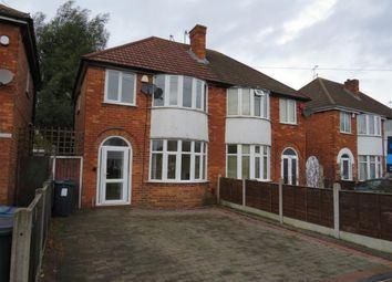 3 bed semi-detached house to rent in Church Road, Sheldon, Birmingham B26