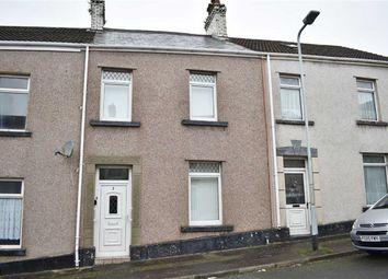 Thumbnail 3 bedroom terraced house for sale in Grafog Street, Port Tennant, Swansea