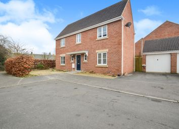 Thumbnail 4 bed detached house for sale in Bolts Croft, Chippenham
