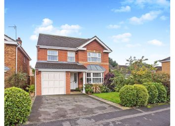 Thumbnail 4 bed detached house for sale in Beckhall, Welton