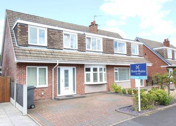 Thumbnail 4 bed semi-detached house for sale in Oaklands Drive, Penwortham, Preston