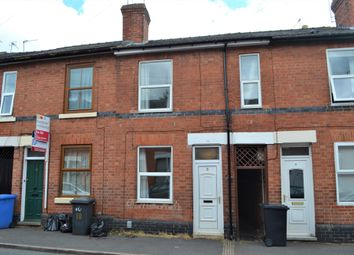 Thumbnail 3 bed terraced house to rent in Redshaw Street, Derby