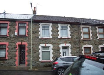 Thumbnail 2 bedroom terraced house for sale in Thomas Street, Ferndale, Rct.