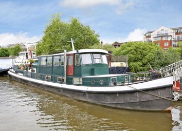 Thumbnail 2 bed houseboat for sale in Chiswick Pier, Corney Reach Way, London
