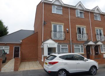 Thumbnail 4 bedroom town house for sale in Clifton Road, Leicester