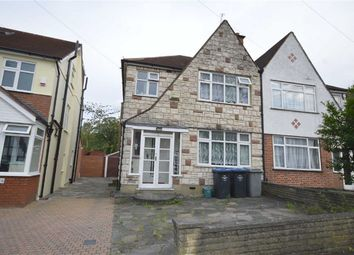 Thumbnail 3 bed semi-detached house to rent in Regal Way, Kenton